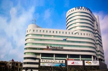 Parkson Viet tower Ha Noi Plaza